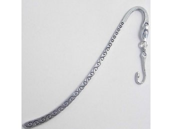 Fiskkrok bokmärke / Fish hook bookmark