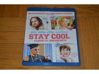 Stay Cool ( Hillary Duff Wiona Ryder Chevy Chase ) - 2010 - Bluray Blu-Ray