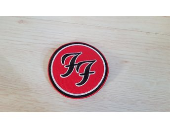 Tygmärken Foo fighters