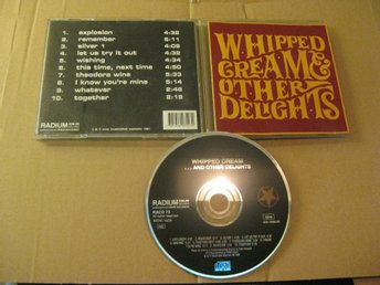 Whipped Cream ... & other delights 1990 J Cremonese