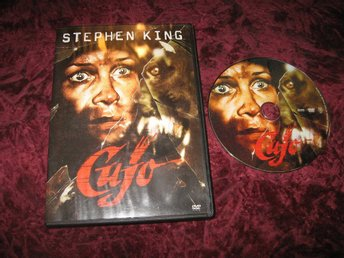 CUJO (STEPHEN KING) DVD