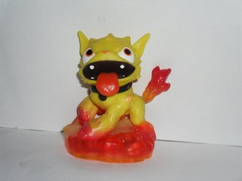 Skylanders Giants UPPGRADERAD figur molten hot dog