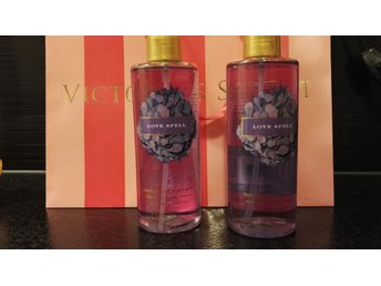 Victoria Secret body mist 2st flaskar a' 250ml st.Nytt!