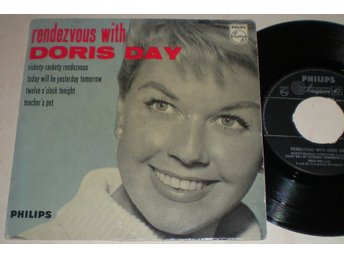 Doris Day EP/PS Rendezvous With