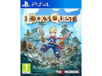 Locks Quest PS4 (PS4)