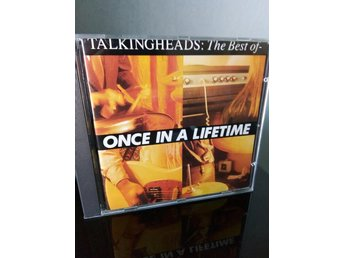 TALKING HEADS - Once In A Lifetime - Best Of CD