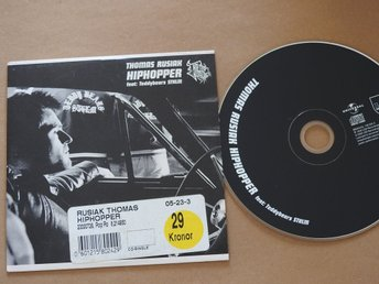 Thomas Rusiak - Hiphopper CD Single (2000)