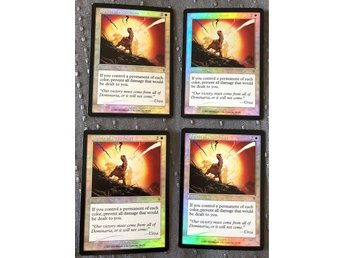 Spirit of Resistance FOIL x4 - Invasion MTG Magic the Gathering