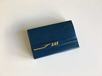 SAS First Class Amenity Kit från 1960/70-talet