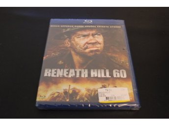 Bluray-film: Beneath Hill 60 (NY, INPLASTAD!)