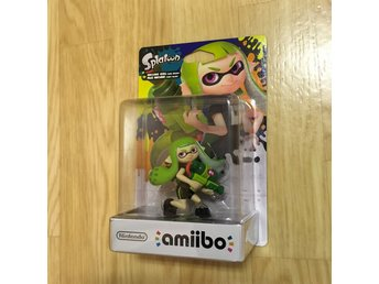 Inkling Girl (Lime Green)