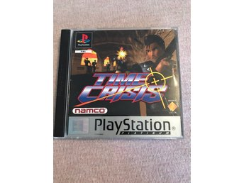 Time crisis Playstation 1