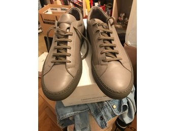 Common projects low clay grå storlek 44