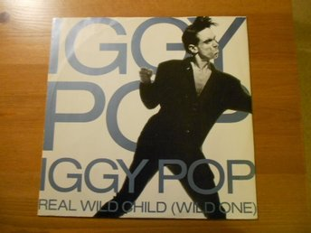 IGGY POP: REAL WILD CHILD (WILD ONE)-MAXISINGEL.