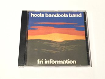 Hoola Bandoola Band - Fri Information (CD)