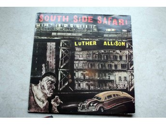 South Side safari. Luther Allison
