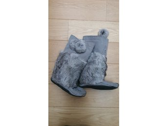 Canadian Fur boots