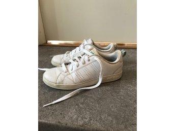Adidas skor, sneakers vita stl 35 12.