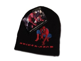 Mössa Spindelmannen / Spiderman 54/56