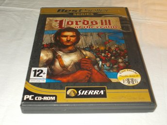 Lords of The Realm III - PC CD ROM Windows spel