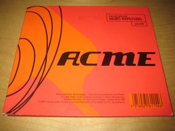 THE JON SPENCER BLUES EXPLOSION - ACME. DIGIPAK.