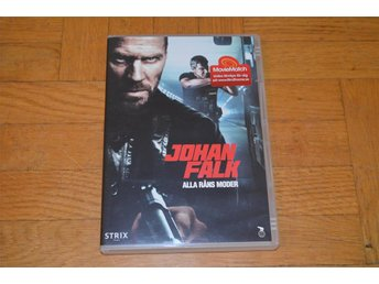 Johan Falk 9 - Alla Råns Moder ( Jakob Eklund ) DVD - Töre - Johan Falk 9 - Alla Råns Moder ( Jakob Eklund ) DVD - Töre