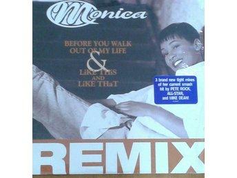 Monica (Pete Rock Etc. RMX) -Before You Walk Out Of My Life & Like This..12 - Hägersten - Monica (Pete Rock Etc. RMX) -Before You Walk Out Of My Life & Like This..12 - Hägersten