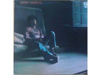 Peter Anders titel* Peter Anders* Rock, Folk Music UK LP - Hägersten - Peter Anders titel* Peter Anders* Rock, Folk Music UK LP - Hägersten