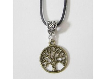 Livets träd halsband / Tree of Life necklace