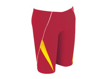 Badbyxan Koolan Jammer Zoggs Red/Yellow 34 tum.