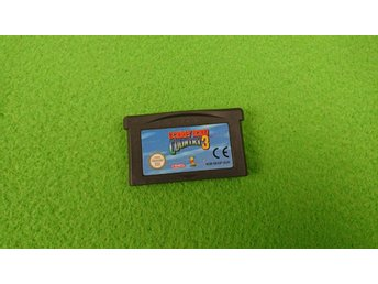 Donkey Kong Country 3 Kassett Gameboy Advance GBA Warioland