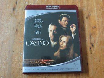 CASINO (HD DVD) Robert DeNiro