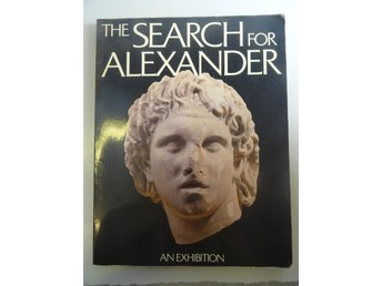The search for Alexander: Historia, Utställning
