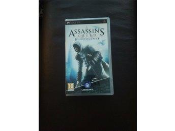 Assassins Creed: Bloodlines PSP - Gävle - Assassins Creed: Bloodlines PSP - Gävle