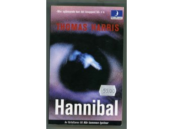 Hannibal, Thomas Harris (pocket)