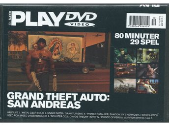 SUPER PLAY DVD 104