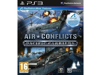 Air Conflicts Pacific Carriers - Move - Playstation 3