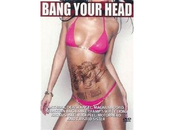 Bang your head 2004-05 (DVD)