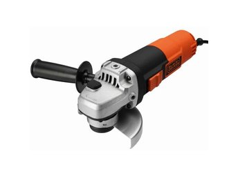 Black & Decker Vinkelslip 900W 115mm