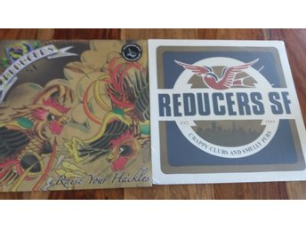 Reducers SF: Raise Your Hackles + Crappy Pubs and Smelly Clubs (Vinyl)