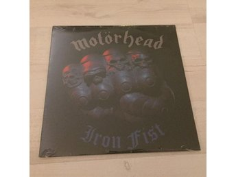 MOTÖRHEAD - IRON FIST. LP