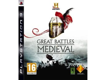 History - Great Battles Medieval - Playstation 3