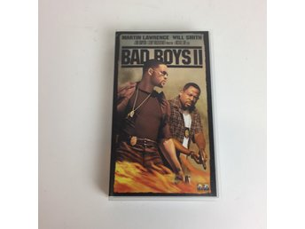 Universal, VHS-film, Bad Boys 2
