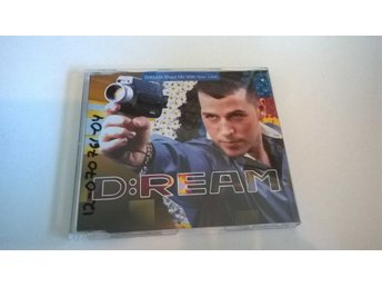 D:Ream - Shoot Me With Your Love, CD