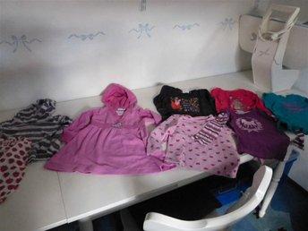 shirts, klänning, tröjor, blus paket till flicka, tjejkläder 98-104 fina kläder - Mariannelund - shirts, klänning, tröjor, blus paket till flicka, tjejkläder 98-104 fina kläder - Mariannelund