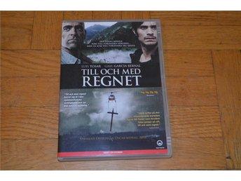 Till Och med Regnet ( Gael Garcia Bernal ) DVD - Töre - Till Och med Regnet ( Gael Garcia Bernal ) DVD - Töre