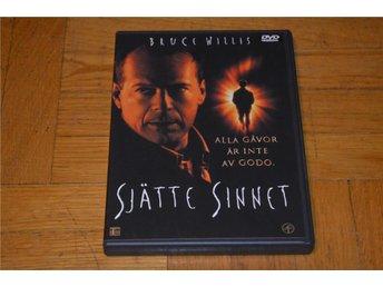 Sjätte Sinnet ( Bruce Willis ) 1999 - DVD - Töre - Sjätte Sinnet ( Bruce Willis ) 1999 - DVD - Töre