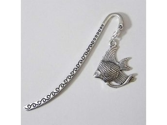 Fisk bokmärke / Fish bookmark