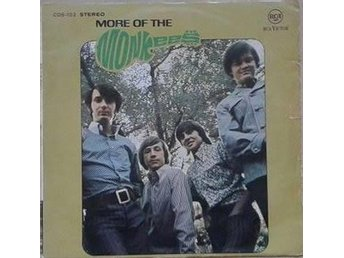 The Monkees title* More Of The Monkees* Pop Rock Germany LP - Hägersten - The Monkees title* More Of The Monkees* Pop Rock Germany LP - Hägersten