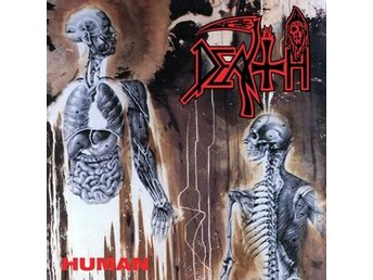 Death: Human (Vinyl LP + Download) Ord Pris 229 kr SALE